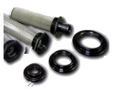 Inc BF-2043 Standard Tank Breather 3//4 NPT Nylon Base 40 Micron Rating 2 Pcs Flow Ezy Filters
