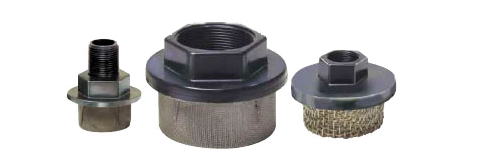 100 Mesh Size Flow Ezy Filters 25 GPM Inc S25 100 Tank Mounted Suction Strainer 1-1//4 Female NPT 2 Male NPT
